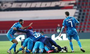 Βαθμολογία UEFA: Πτώση στην 20ή θέση, παρά την πρόκριση του Ολυμπιακού