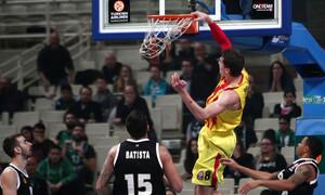 Μάριο Χεζόνια: Οι «τρελές» βραδιές του στην Euroleague (video)