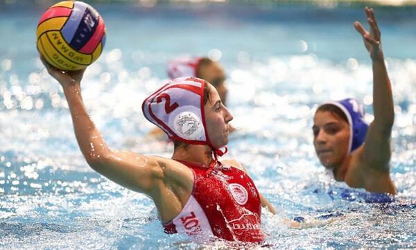 Σαμπαντέλ-Ολυμπιακός 14-12: Ζωντανός για πρόκριση