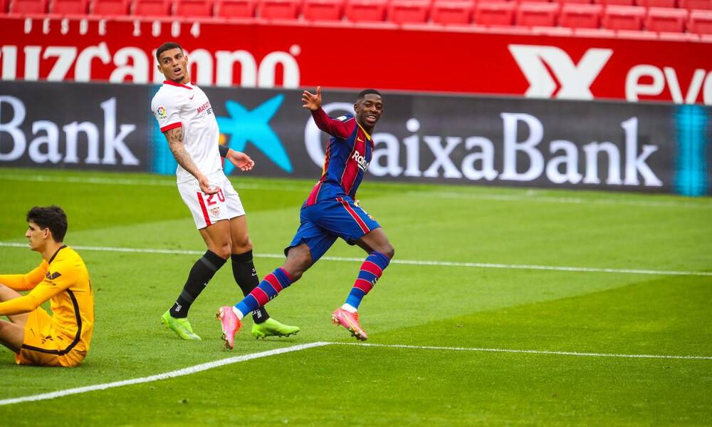 La Liga: Σπουδαίο διπλό και 2η η Μπαρτσελόνα! (Videos+Photos)