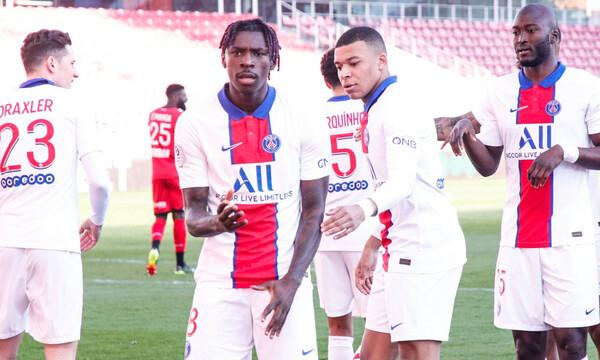Ligue 1: Περίπατος και τεσσάρα της Παρί Σ.Ζ. κόντρα στη Ντιζόν (video+photos)