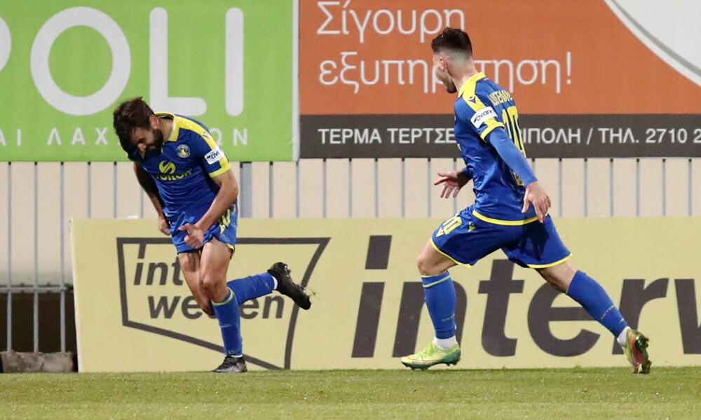 Αστέρας Τρίπολης-ΠΑΟΚ: Ο Φερνάντεθ άδειασε την άμυνα κι έκανε το 2-0