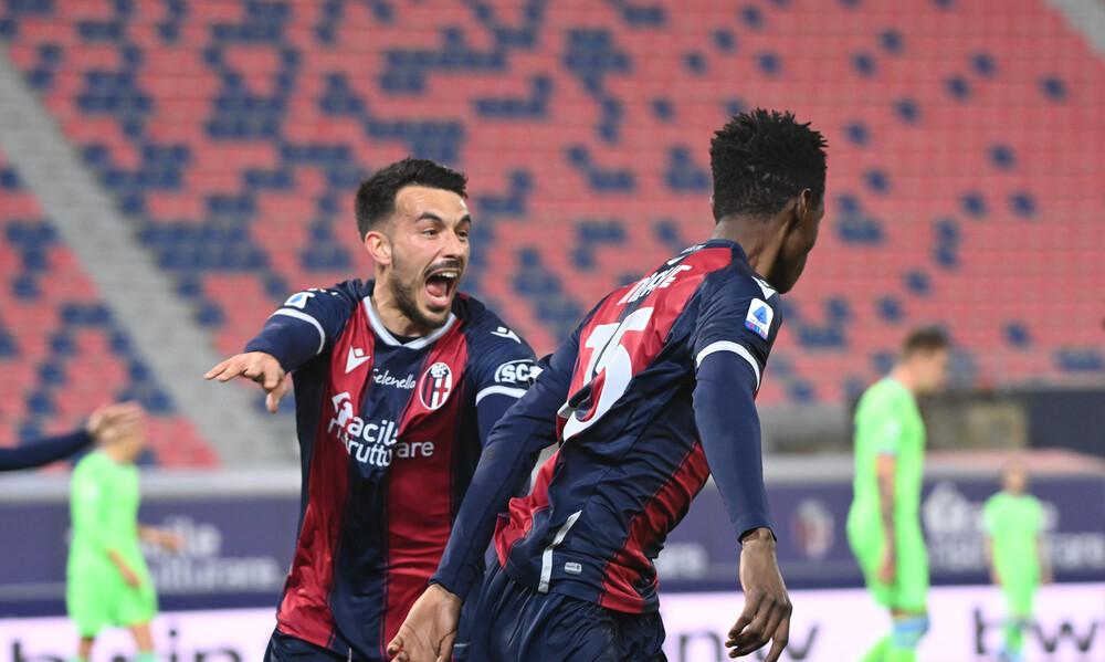 Serie A: Η Μπολόνια «πλήγωσε» τη Λάτσιο! (Video+Photos)