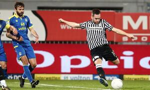 Αστέρας Τρίπολης-ΠΑΟΚ: Μείωσε ο Αντρίγια Ζίβκοβιτς