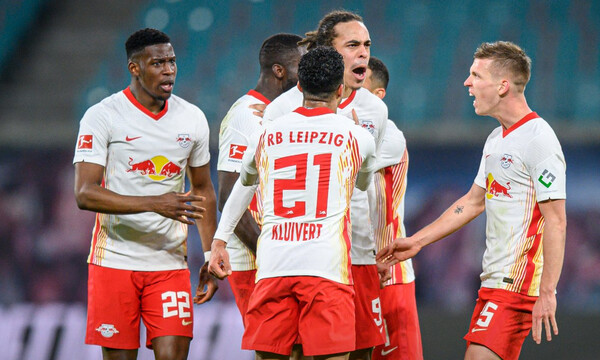 Bundesliga: Η Λειψία αποδείχθηκε στο 93' πολύ σκληρή για να πεθάνει! (video+photos)
