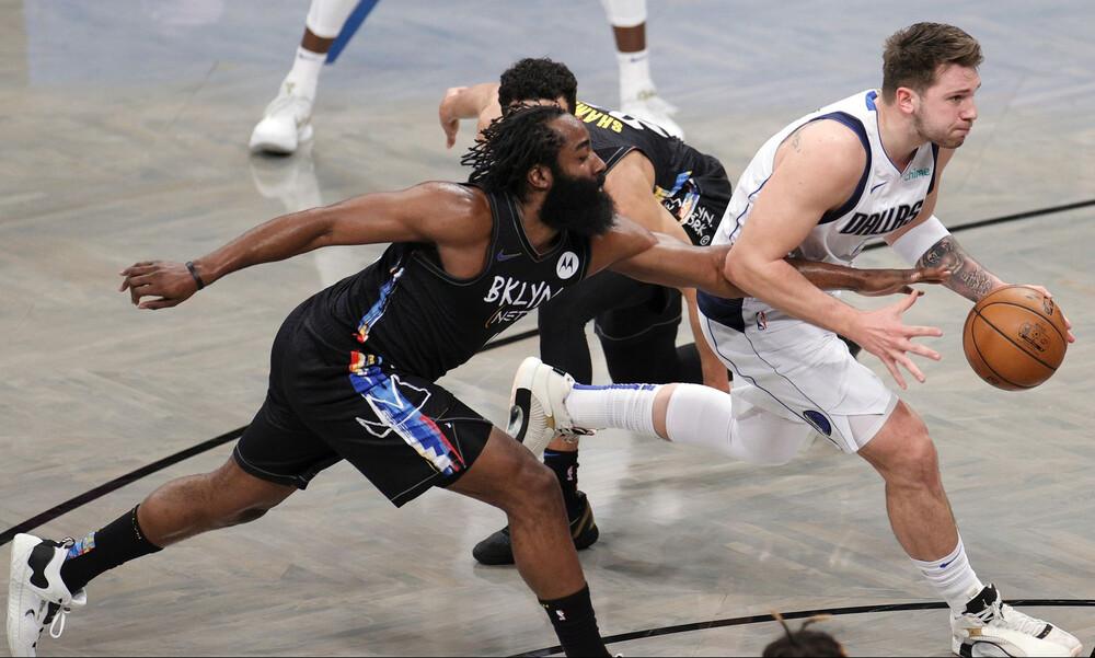 NBA: Ο Χάρντεν αποθεώνει το νεαρό - «Στους καλύτερους της ιστορίας ο Ντόντσιτς» (photos+video)