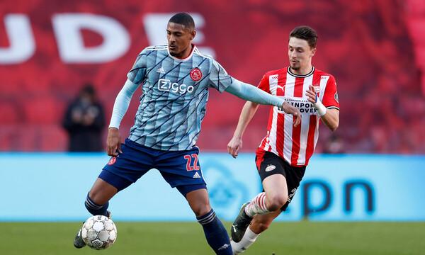 Eredivisie: Μοιρασιά για Αϊντχόφεν, Άγιαξ - Ήττα για Εμμανουηλίδη, Ρότα