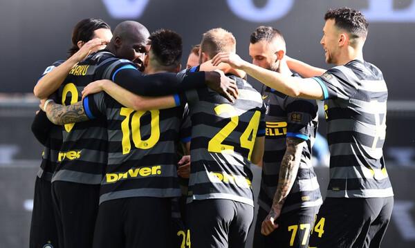 Serie A: Καλπάζει προς τον τίτλο η Ίντερ! (Videos+Photos)