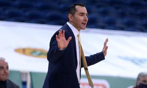 Καμπερίδης: «Ο Παναθηναϊκός ανέβασε ένταση και δεν μπορέσαμε να ακολουθήσουμε»