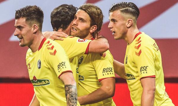 Bundesliga: Κατρακυλάει η Λεβερκούζεν,έχασε κι από τη Φράιμπουργκ! (video)