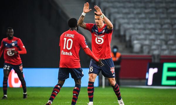 Ligue 1: Στην κορυφή με γκέλα η Λιλ