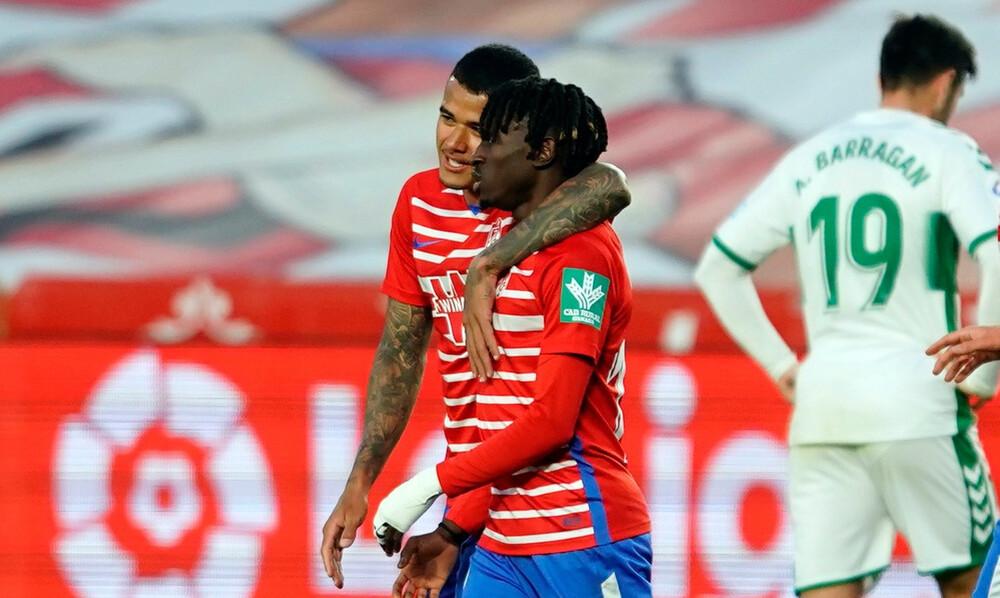 La Liga: Δυσκολεύτηκε αλλά το πήρε η Ευρωπαία Γρανάδα! (Photos)