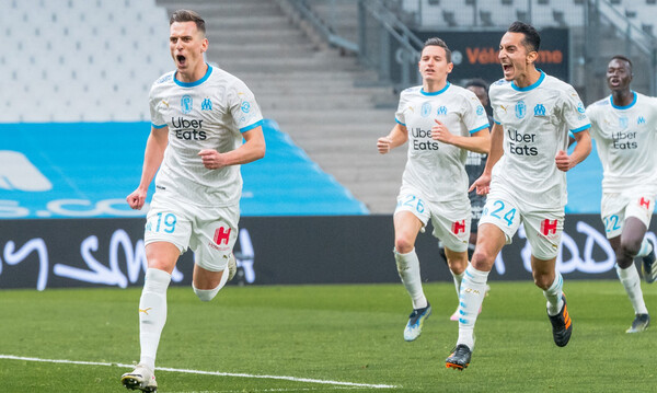 Ligue 1: Μπλόκο της Μαρσέιγ στη Λιόν (video+photos)