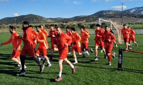 Ολυμπιακός Βόλου: Προσαρμόζονται γρήγορα οι νέοι παίκτες
