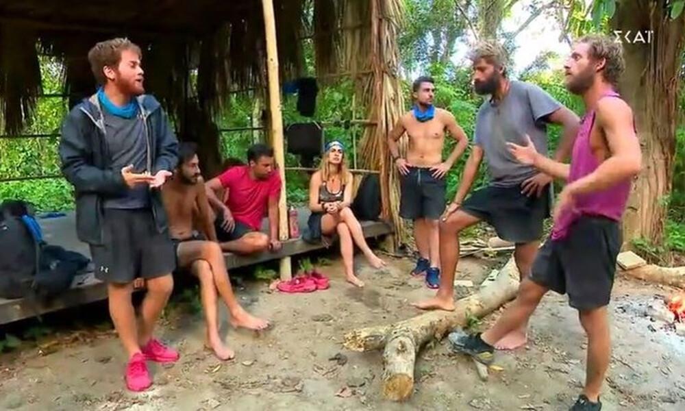 Survivor: Τινάζουν τους «Μπλε» στον… αέρα - Αυτό είναι το κόλπο Παππά και Κρις (photos+videos)