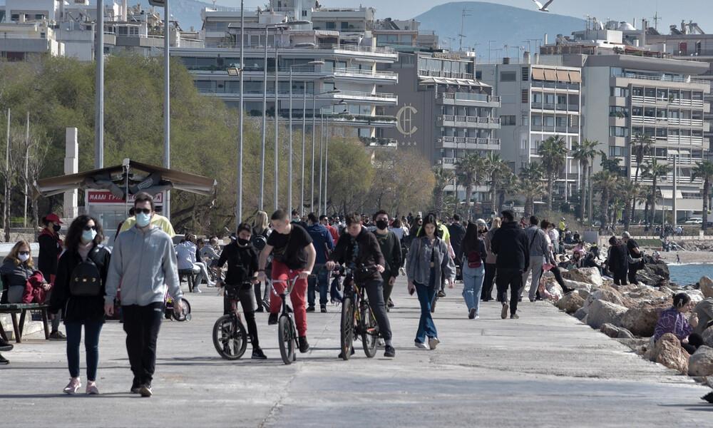 Αποκλειστικό: «Μπλόκο» στο SMS με κωδικό 6 – Απαγόρευση μετακινήσεων από δήμο σε δήμο στην Αττική