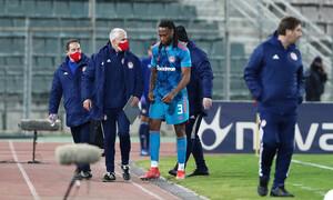 Ολυμπιακός: Πλήγμα με Σεμέδο - Χάνει τη σεζόν (photos+video)