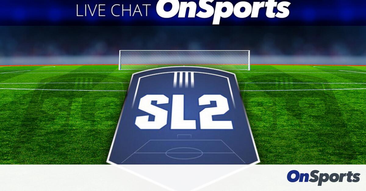 Live Chat η Super League 2 – 12η αγωνιστική