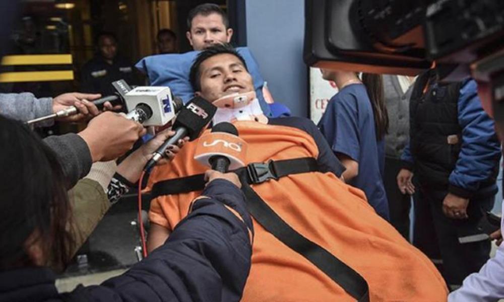 Ζωή βγαλμένη από το «Βλέπω τον θάνατό σου»: Επέζησε από νέο φρικιαστικό δυστύχημα μετά τη Σαπεκοένσε