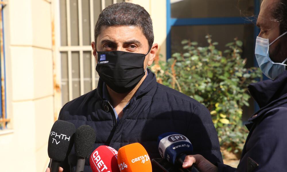 Αυγενάκης: «Στην επιτροπή λοιμωξιολόγων η εισήγησή μας για τον αθλητισμό»