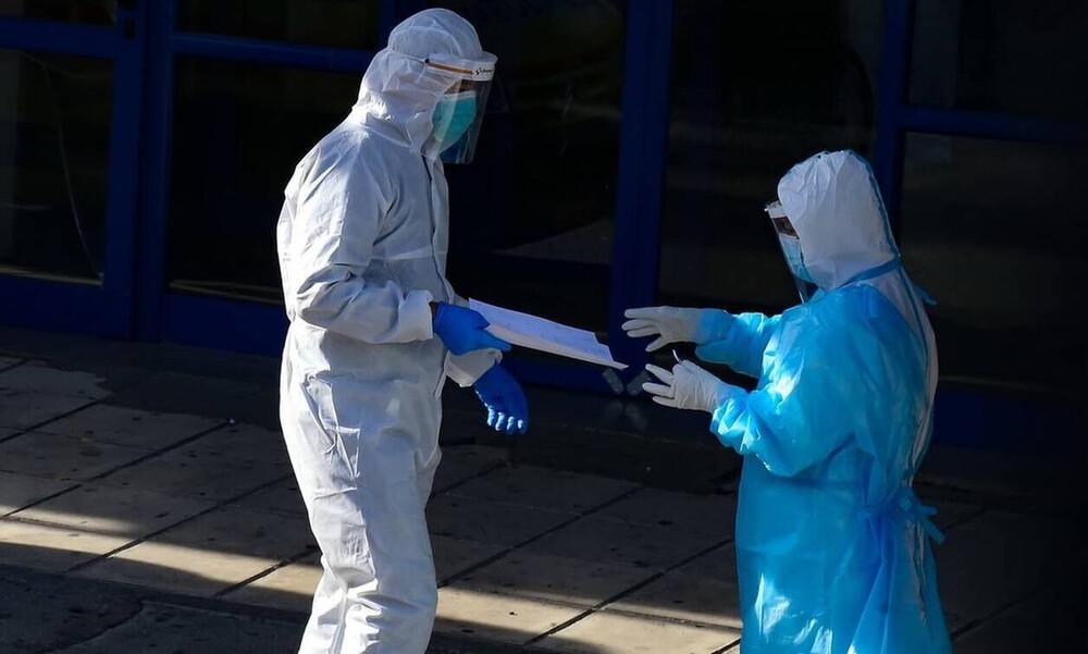 Κρούσματα σήμερα: 2.219 νέα ανακοίνωσε ο ΕΟΔΥ - 35 θάνατοι σε 24 ώρες, στους 449 οι διασωληνωμένοι