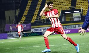 Ολυμπιακός: Viral το έξυπνο γκολ του Μπουχαλάκη (photos+videos)