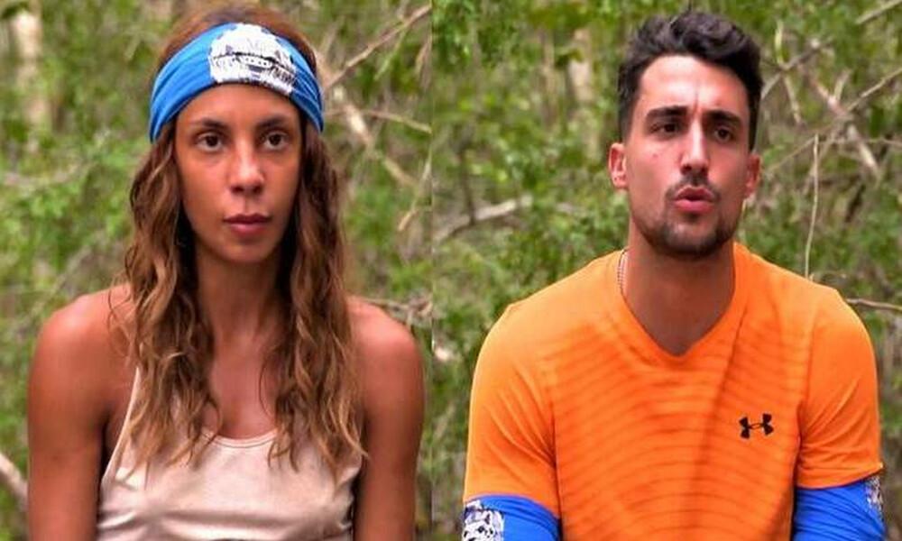 Survivor: Όλη η αλήθεια για την σχέση Μαριαλένας και Σάκη - Τι συμβαίνει με τον Λιβάνη