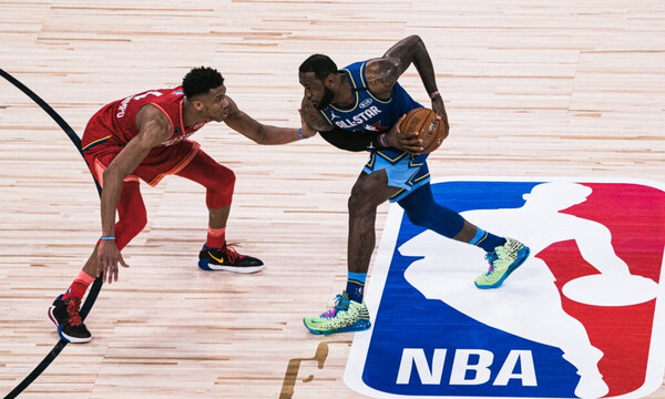 NBA: Το 70ο All Star Game της Ιντιάνα σε αριθμούς (photos)
