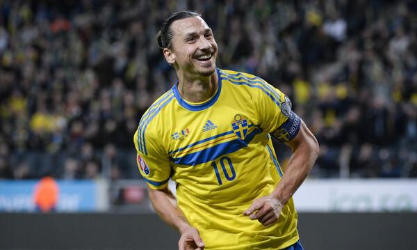 Ζορίζουν τα πράγματα για την Εθνική: Επιστρέφει στην Σουηδία ο Ζλάταν Ιμπραΐμοβιτς