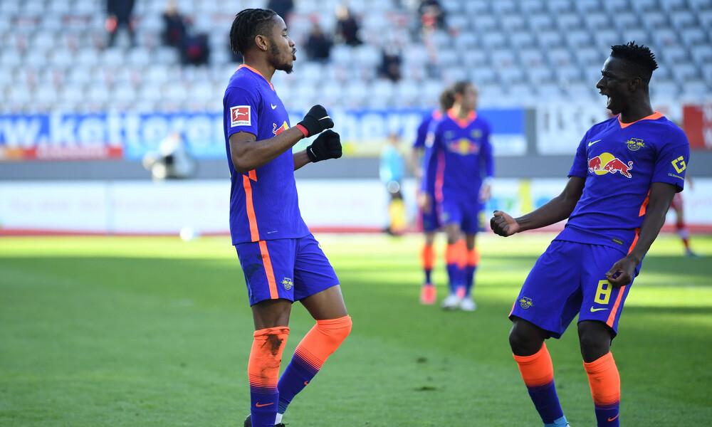 Bundesliga: Στην κορυφή η Λειψία και περιμένει το Μπάγερν-Ντόρτμουντ! (videos+photos)