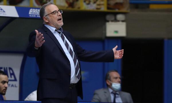 Ηρακλής-Σκουρτόπουλος: «Θέλω να βλέπω να χαμογελούν οι παίκτες μου»!