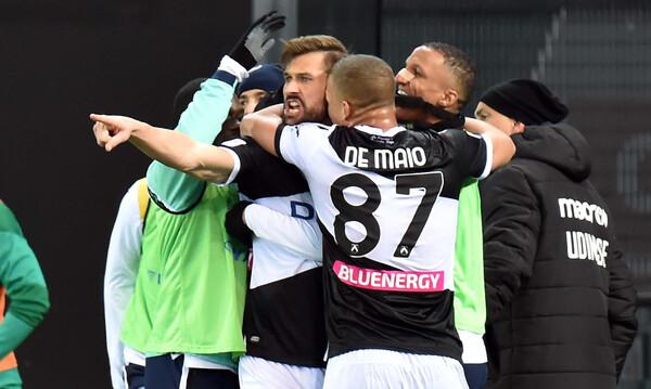 Serie A: Τη νίκησε και την πλησίασε!