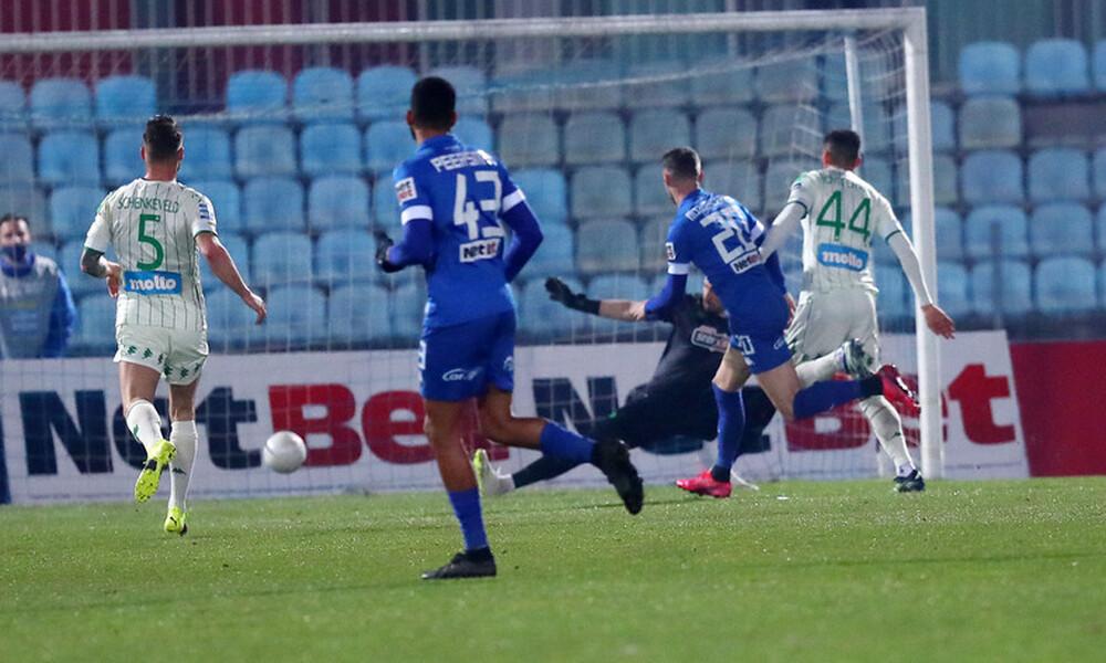 ΠΑΣ Γιάννινα-Παναθηναϊκός 1-0: Έτσι νίκησαν για τρίτο σερί παιχνίδι οι Ηπειρώτες! (video+photos)