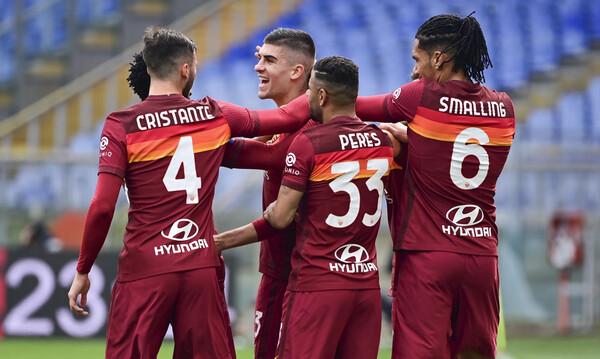 Serie A: Σε τροχιά Champions League η Ρόμα! (Photos)