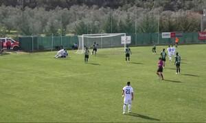 Το γκολ που έβαλε μπουρλότο στο Καραϊσκάκης-ΟΦ Ιεράπετρας (video)