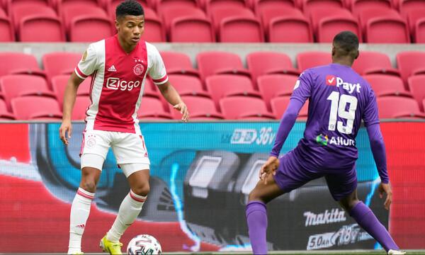 Eredivisie: Περίπατο ο Άγιαξ, ολοταχώς προς την κατάκτηση του τίτλου (video)