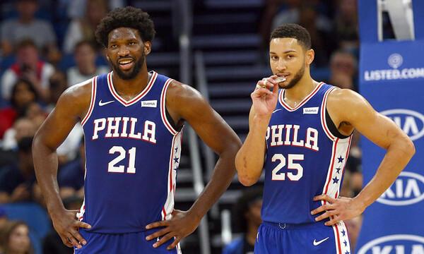 NBA All-Star Game 2021: «Συναγερμός» με Εμπίντ, Σίμονς για απίστευτο λόγο (photos)