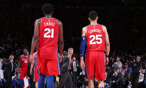 NBA All Star Game 2021: Οριστικά εκτός οι Εμπίντ, Σίμονς (photos)