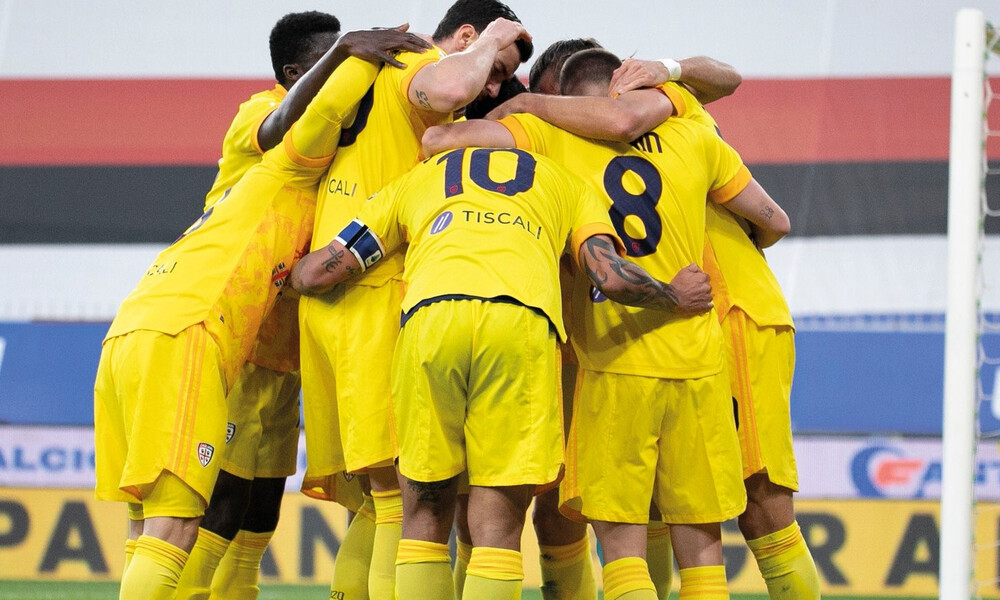 Serie A: Συναρπαστικό ματς στη Γένοβα!