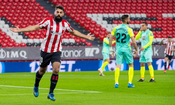 La Liga: Χτύπησε στις καθυστερήσεις η Μπιλμπάο! (video+photos)