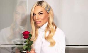 Ιωάννα Μαλέσκου: Δέχεται... «πολιορκία» από γνωστό αθλητή - Της στέλνει κάθε μέρα λουλούδια