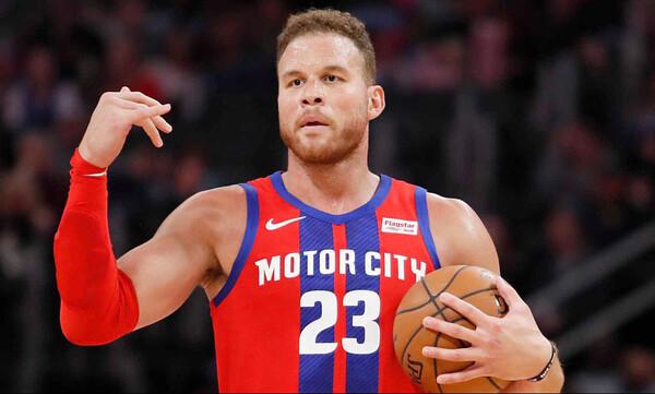 NBA: Γι' αυτό επέλεξε τους Νετς ο Γκρίφιν - Έτοιμος για... την κούπα (photos+video)