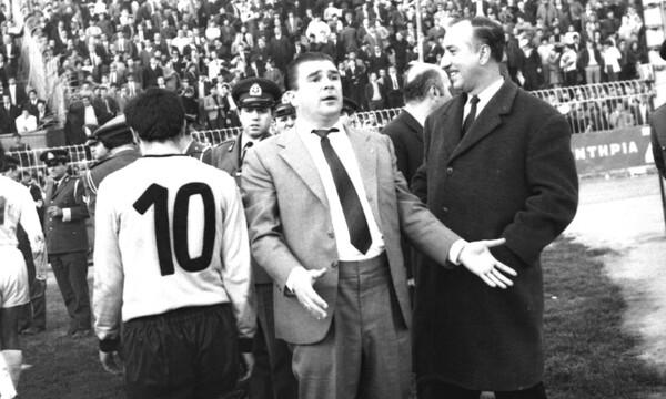 Μιχάλης Κίτσιος: Ο άνθρωπος που έπαιξε καθοριστικό ρόλο στον ερχομό του Φέρεντς Πούσκας
