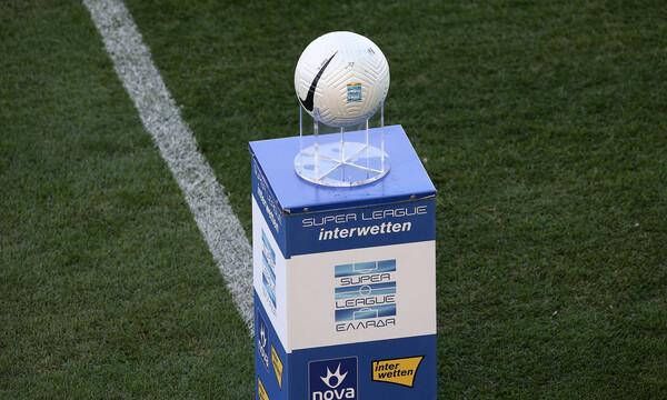 Super League: Ηλεκτρονική η κλήρωση για Play Οff και Play Οut - Πότε θα διεξαχθεί