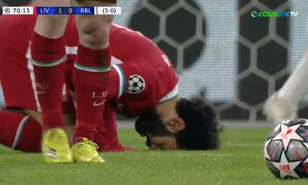Champions League: Ψεκάστε-σκουπίστε η Λίβερπουλ σε τέσσερα λεπτά! (Videos)