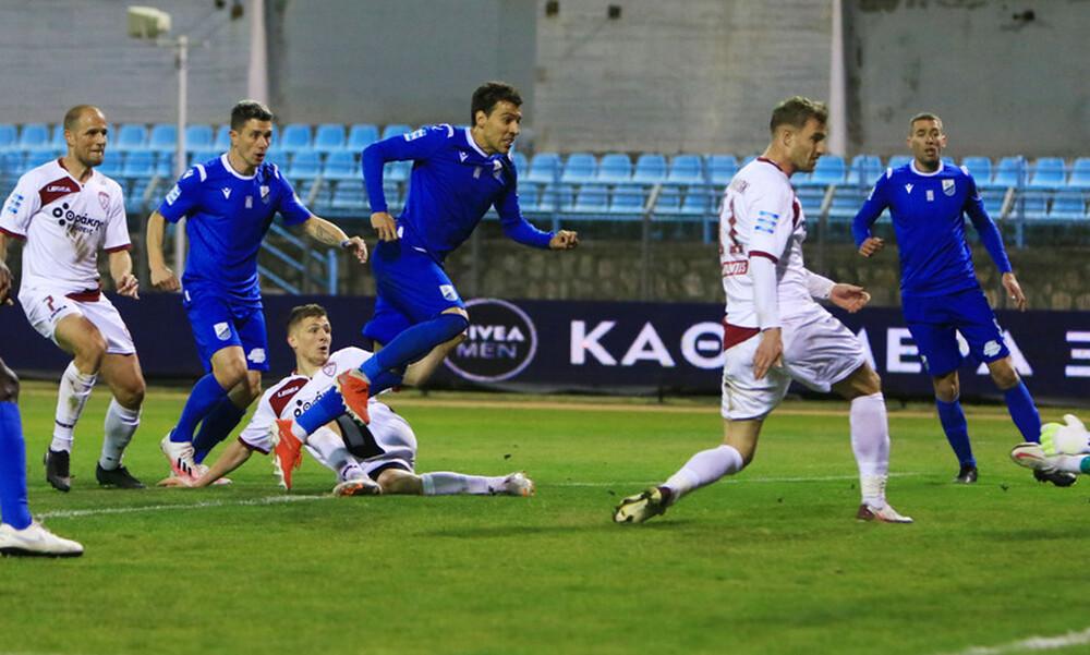 Λαμία: Το… σωτήριο γκολ του Ντέλετιτς έχει τη δική του ιστορία (video+photos)