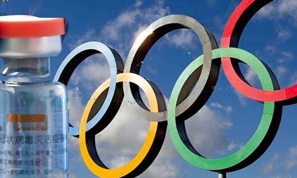 Ολυμπιακοί Αγώνες: Δίνει κινεζικά εμβόλια στην Ιαπωνία η ΔΟΕ, φουλάρουν οι ΗΠΑ! (photos)