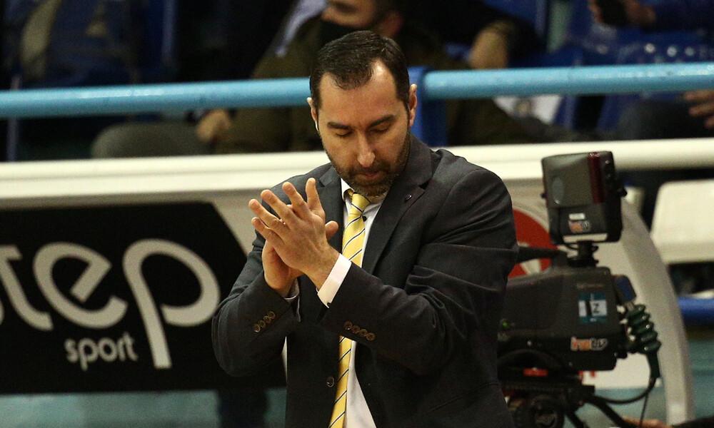Άρης: Ο Καμπερίδης μίλησε για το καλύτερο μέλλον της ομάδας