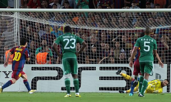 Παναθηναϊκός: Από τον Τζόρβα στον Νάβας – Τα χαμένα πέναλτι του Μέσι στο Champions League!