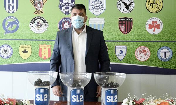 Λεουτσάκος: «Ελπιδοφόρα η υποψηφιότητα του Ζαγοράκη για την προεδρεία της ΕΠΟ»